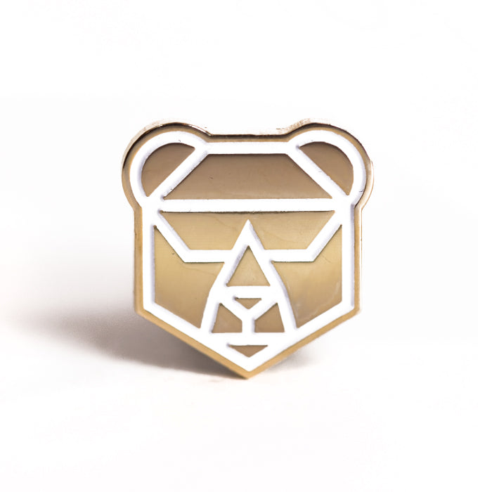 IFHT Bear Enamel Pin