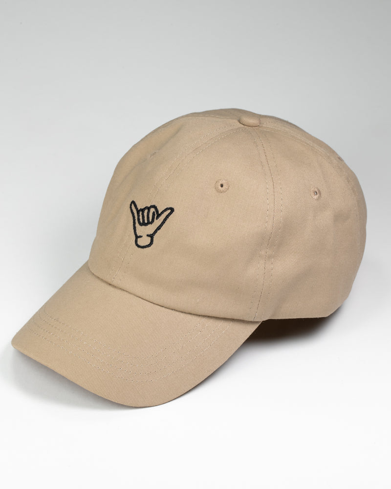 Mahalo My Dude Dad Hat - Tan
