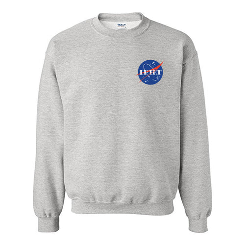 IFHT NASA Crewneck - Grey