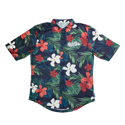 Mahalo My Dude Hawaiian Shirt
