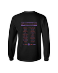 Ride More North Shore Long Sleeve - Black