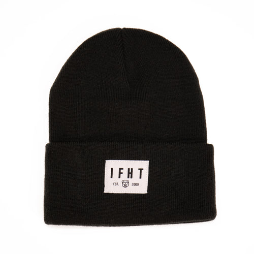 IFHT Toque - Black