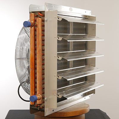 Hydronic Unit Heater For Outdoor Wood Boiler Any Hot