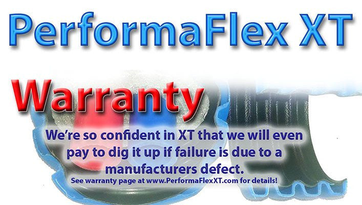 FREE SAMPLE of PerformaFlex XT 1-inch Non-Barrier PEX (use code FREESAMPLE)