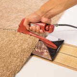 "6"" Wide Heat Bond Carpet Iron"