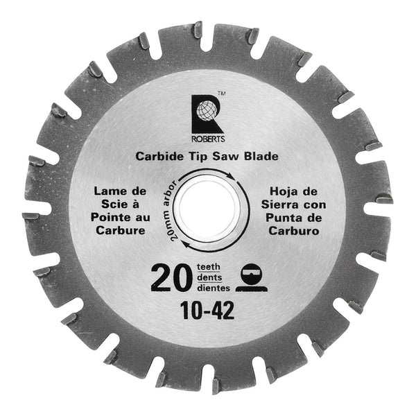 Carbide Jamb Saw Blade