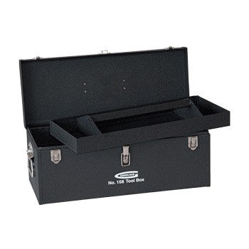 "Gundlach - 24"" Heavy Duty Steel Tool Box"
