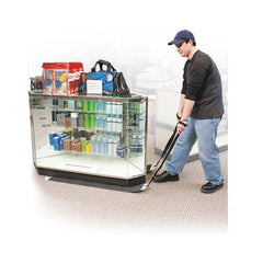 EZ Moves Appliance Lifter & 4' Professional Skids w/ Pull Straps