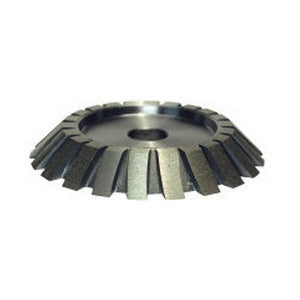 45 Degree Bevel Milling Wheel