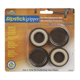 Slipstick Leg Coaster Gripper - Set of 4