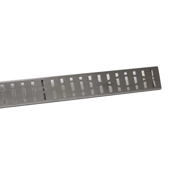 Noble Company Linear Drain - Wave Grate