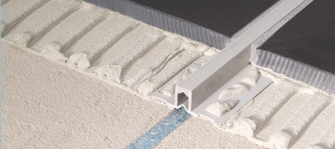Blanke PVC Surface Expansion Joint - Multiple Options
