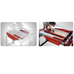 Extension Folding Side Table & 90 Degree Sliding Square for Raimondi Wet Saws