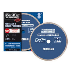 Rodia Diamond Wet Blade - Porcelain Extra Thin CR