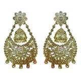 Carillon Gold plated Earrings