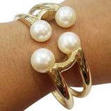 Curio 4 Pearl Fashion Statement Women Bangles