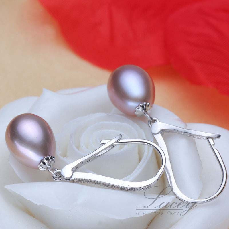 Lacey Clip on Freshwater Pearls Earrings