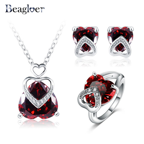 Beagloer Key to your Heart Pendant Necklace