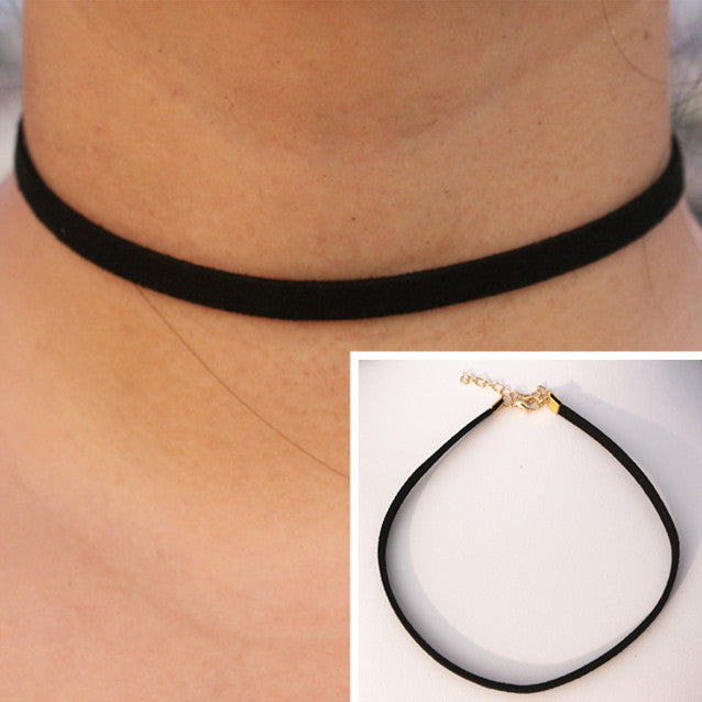 Choker Gothic Wrap Necklaces