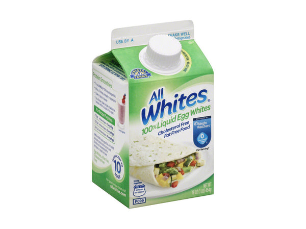 All Whites 100% Liquid Egg Whites, 16 oz