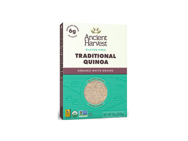 Ancient Harvest Quinoa, 12 oz