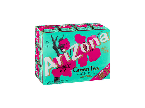 Arizona Tea,11.5 oz,12 ct