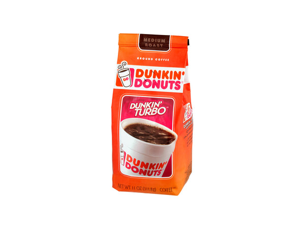 Dunkin Donuts Ground Coffee, 11 oz