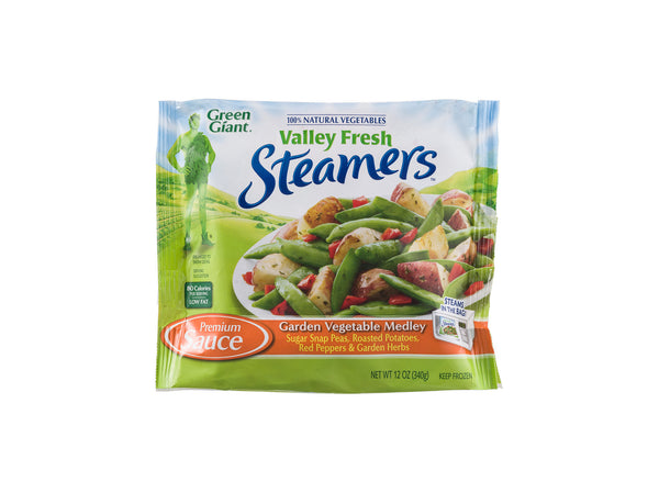 Green Giant Steamers Garden Vegetable Medley, 12 Oz