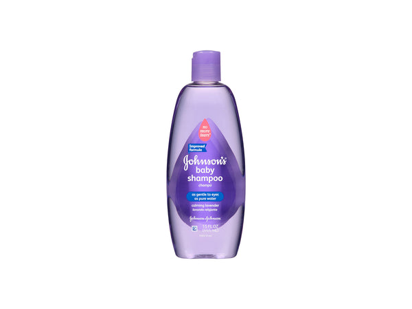 Johnson's Baby Shampoo With Calming Lavender, 15 fl oz