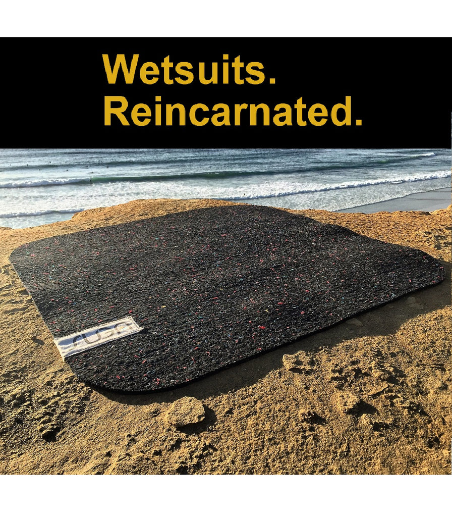SUGAMATS: Recycled Changing Mat!