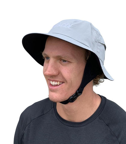 Vaikobi Downwind Surf Hat - Grey
