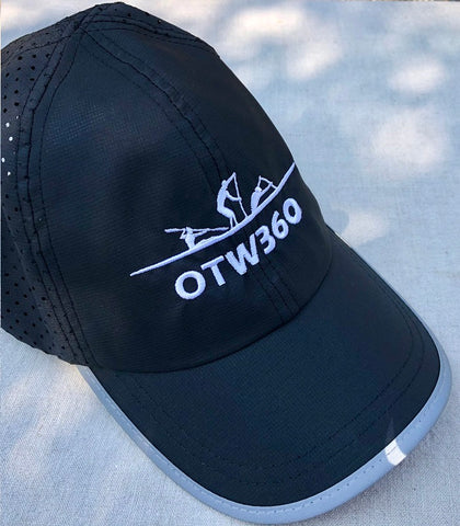 OTW360 - Quick dry cap - Black