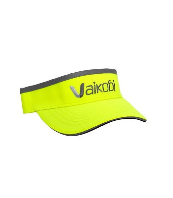Vaikobi - Performance Visor - Fluro Yellow