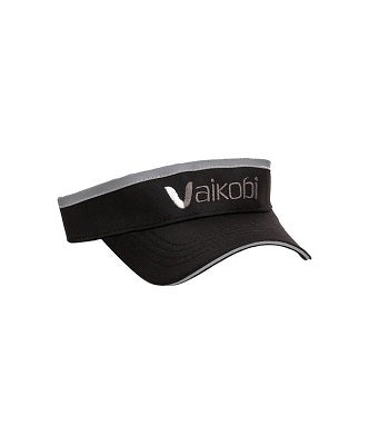 Vaikobi Quick Dry Performance Visor - Black