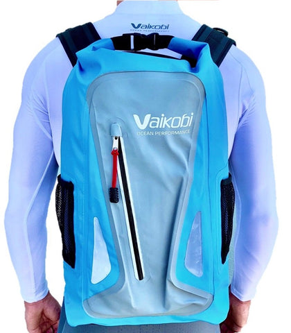 Vaikobi - 25 liters - Dry Back Pack / Dry bag - Blue