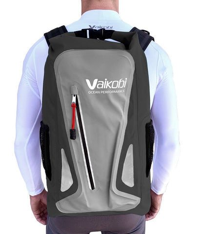 Vaikobi - 25 liters - Dry Back Pack / Dry bag - Grey