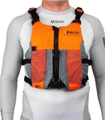 Vaikobi V3 Ocean Racing PFD - Hi-Viz Orange