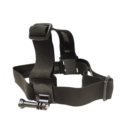 WASPcam - Vented Head Strap Mount