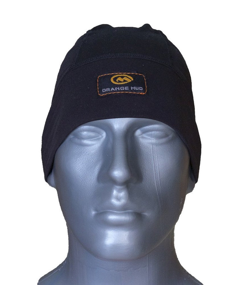 ORANGE MUD - Athletic Beanie