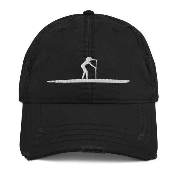 SUP Distressed Hat - Woman