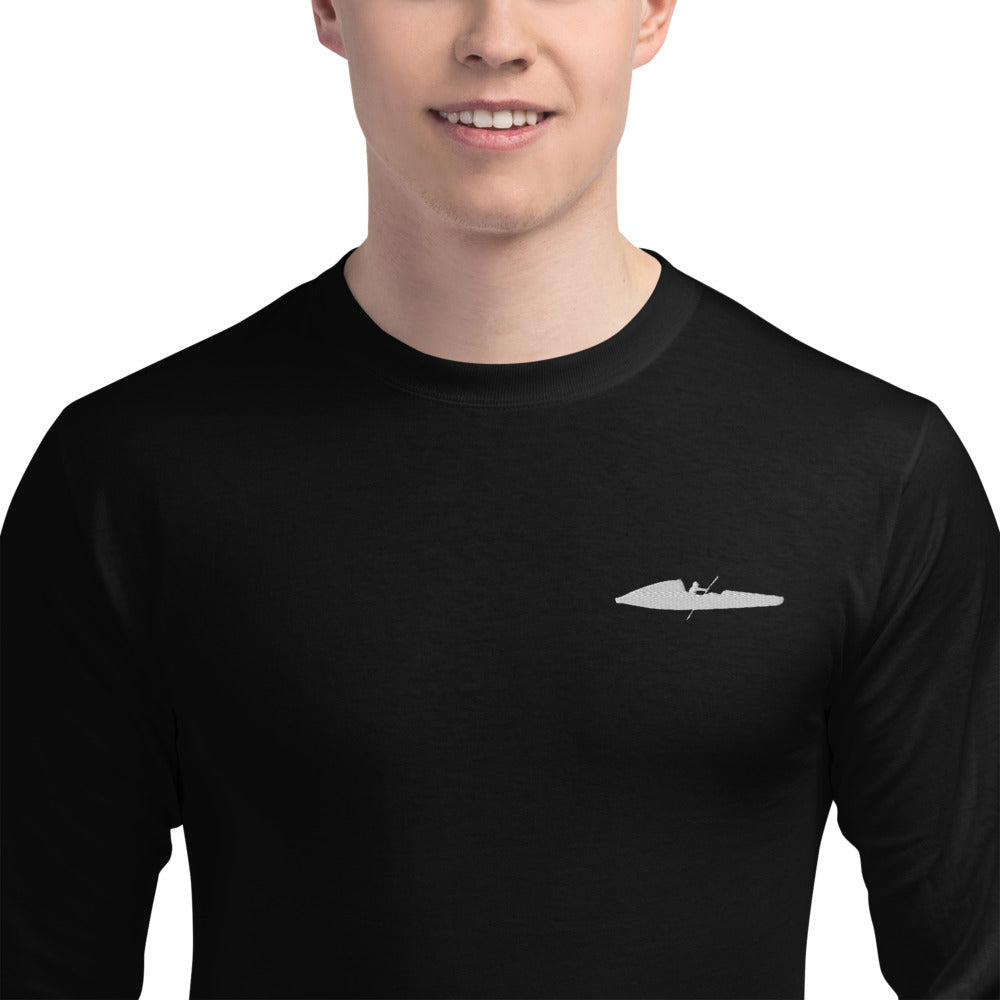 CA2HI Men's Champion Long Sleeve Shirt