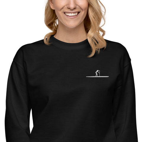 SUP Fleece Pullover - woman