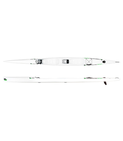 Carbonology Zest Double - For beginner to Intermediate paddlers