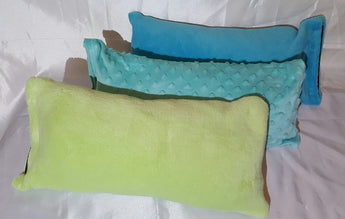 Handmade bath pillow case