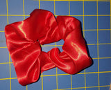 Handmade Satin Scrunchie