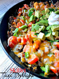 Quick & Easy Skillet Dinners-ebook