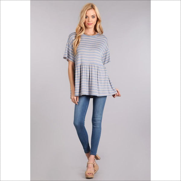 Baby doll Top - Lou Lou Girls Shop