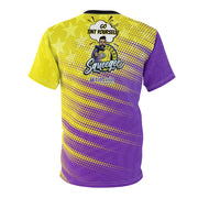 TTM Purple & Yellow Team Shirts