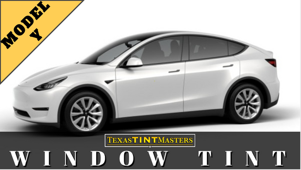 Tesla Model Y | Ceramic TINT Install Packages | Pricing & Options