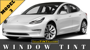 Tesla Model 3 | Ceramic TINT Install Packages | Pricing & Options